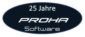 25 Jahre PROHA Software